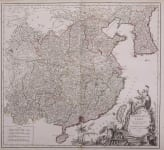 FOLIO MAP OF CHINA