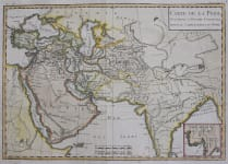 PERSIA IRAN ARABIA INDIA