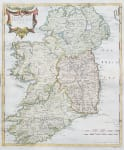 MORDEN'S MAP OF IRELAND