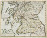MORDEN'S MAP OF SOUTHERN SCOTLAND