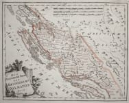 REILLY'S MAP OF DALMATIAN COAST