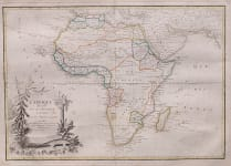 JANVIER'S MAP OF AFRICA