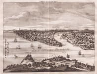 DE BRUYN'S VIEW OF CONSTANTINOPLE