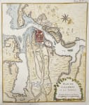 BELLIN'S RARE PLAN OF GALWAY IRELAND
