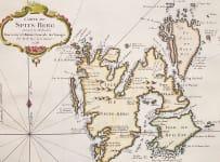 BELLIN MAP OF SPITSBERGEN
