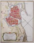 BELLIN'S UNCOMMON PLAN OF BARCELONA