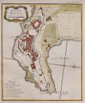 BELLIN'S MAP OF MONACO