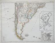 SOUTH AMERICA SOUTH  PLAN RIO DE JANIERO