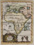MALLET'S MAP OF MODERN AFRICA