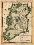 MALLET'S MAP OF IRELAND