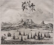 VAN DER AA STUNNING VIEW OF CAPETOWN