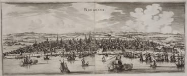 MERIAN PANORAMA OF BORDEAUX