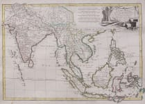 EAST INDIES  MALAYSIA & INDIA     BONNE LATTRE 1771