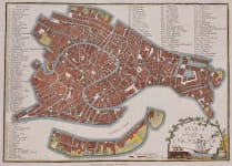 PLAN OF VENICE  STOCKDALE