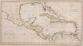 GUTHRIES WEST INDIES 1785