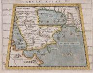 MAGINI MAP OF ARABIA