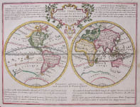 CHIQUET WORLD MAP