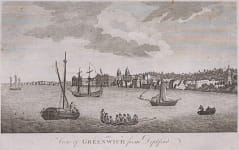 VIEW OF GREENWICH