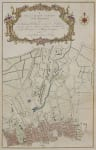 SCARCE COLE MAP OF ISLINGTON AND CLERKENWELL