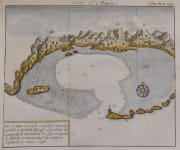MAP OF MAURITIUS  RENNEVILLE