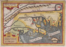 BURMA & THAILAND LANGENES 1598