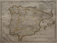 SPAIN   DE FER