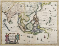 EAST INDIES   PAPUA AUSTRALIA   BY MERIAN 1640