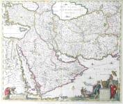 NOVA PERSIAE ARMENIAE NATOLIAE ET ARABIAE