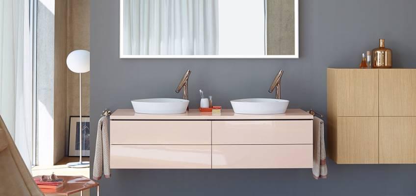 duravit l cube badm bel megabad. Black Bedroom Furniture Sets. Home Design Ideas