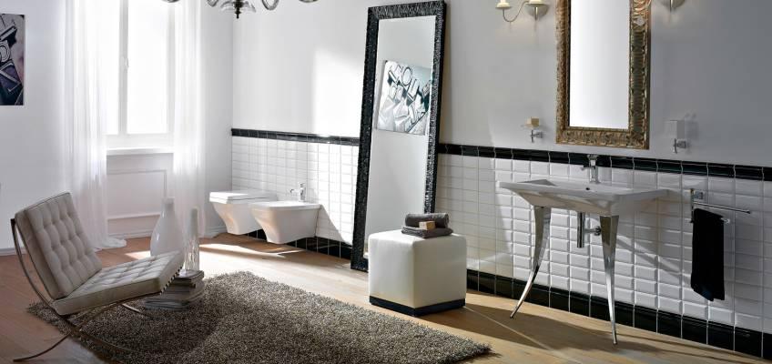 Scarabeo italienische Markenkeramik in meisterhafter Gestalt! - MEGABAD