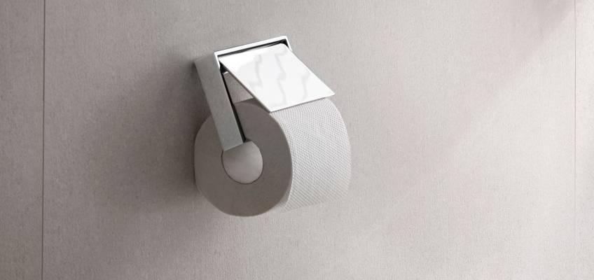 toilettenpapierhalter von top marken megabad. Black Bedroom Furniture Sets. Home Design Ideas