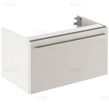 duravit x large waschtischunterbau xl6045 02222 f r vero waschtisch megabad. Black Bedroom Furniture Sets. Home Design Ideas