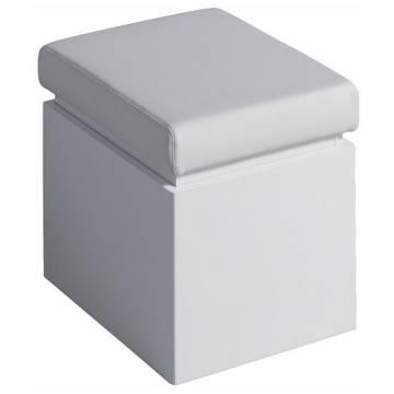 keramag renova nr 1 comfort hocker fahrbar art 808500000 megabad. Black Bedroom Furniture Sets. Home Design Ideas