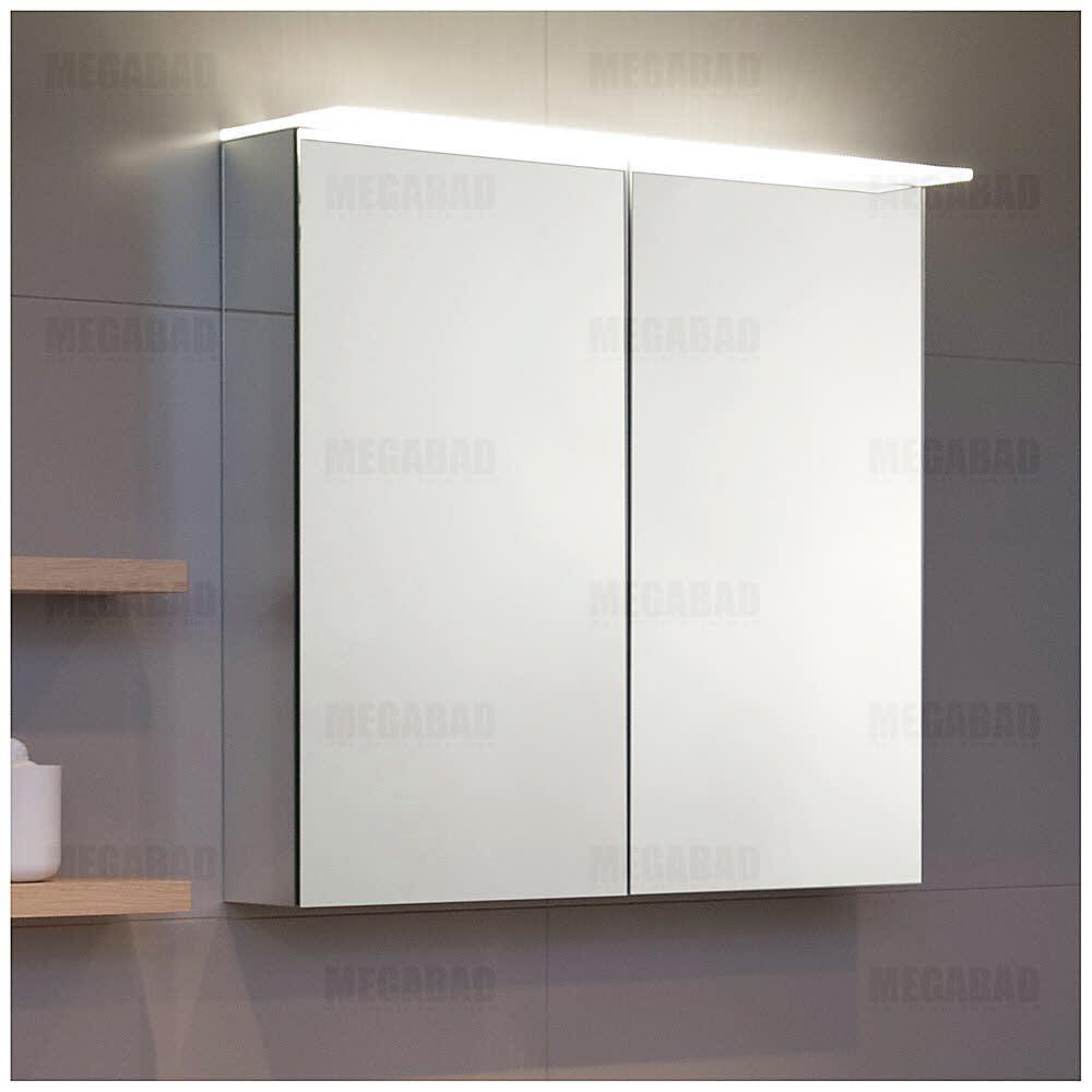 Top Duravit Delos Spiegelschrank 60 cm, Art. DL754100000 - MEGABAD WB84