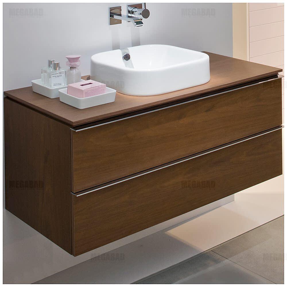 Duravit Happy D.2 Waschtischunterbau 80 cm H263012222 - MEGABAD