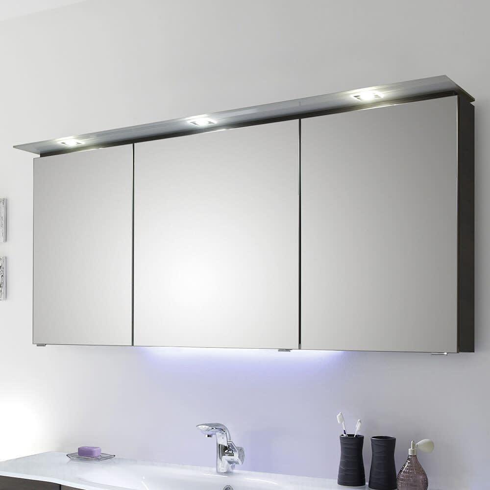 Pelipal Solitaire 7005 Spiegelschrank 150 x 17 x 72,4 cm mit LED ...