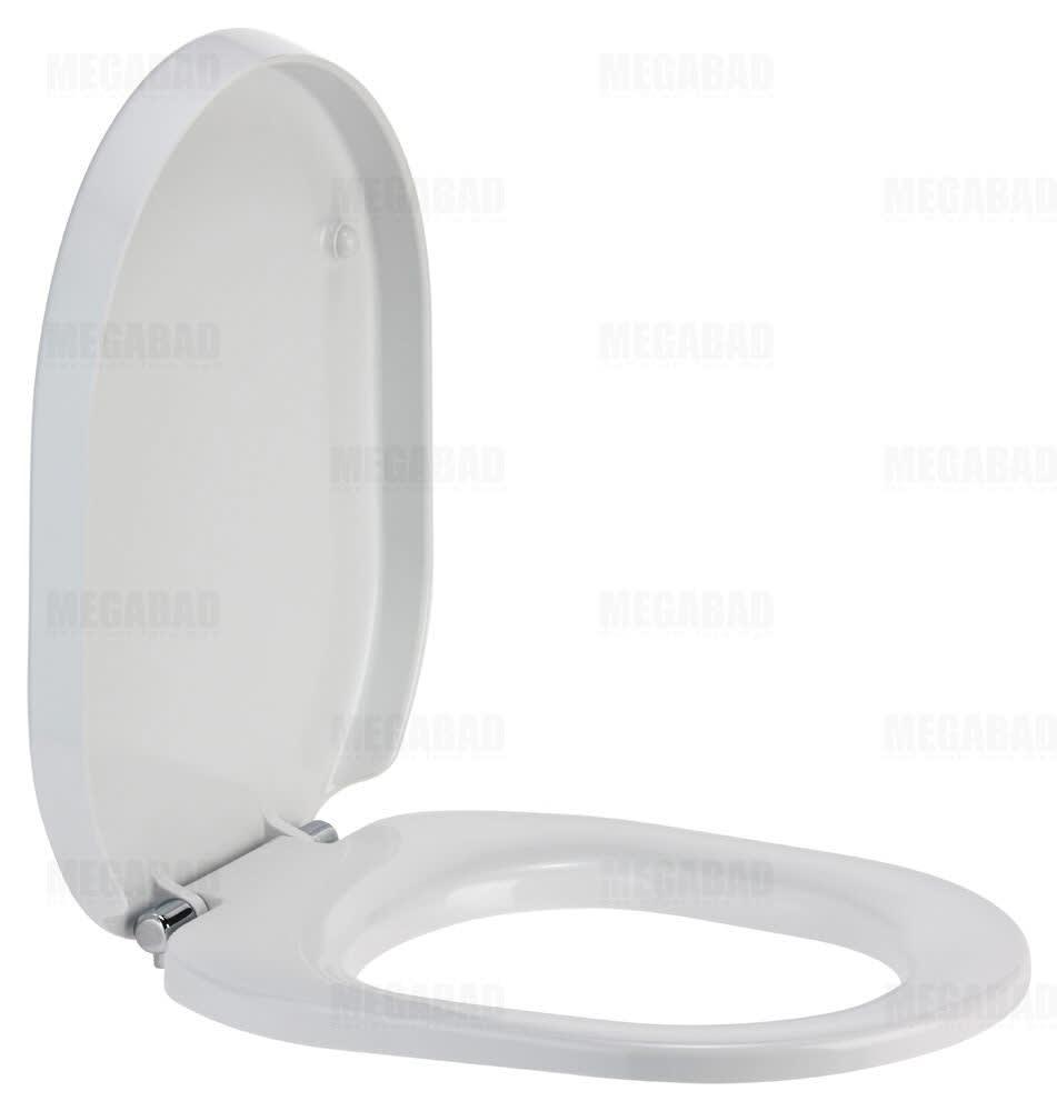 Ideal Standard Tonic WC-Sitz mit Softclosing - MEGABAD