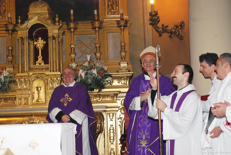Visita Vescovo Matteo Zuppi - 6 Marzo 2016