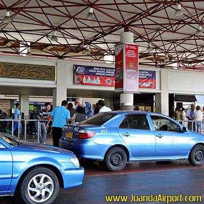 Armada Travel Bandara Juanda