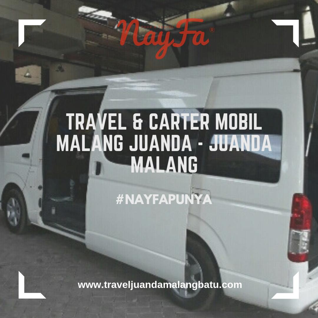 Travel Malang Juanda 24 Jam