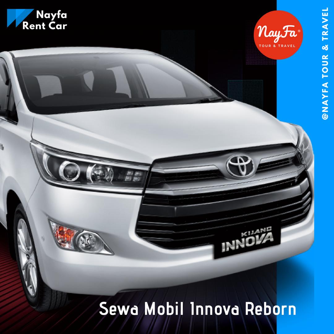 Sewa Mobil Innova Reborn Malang