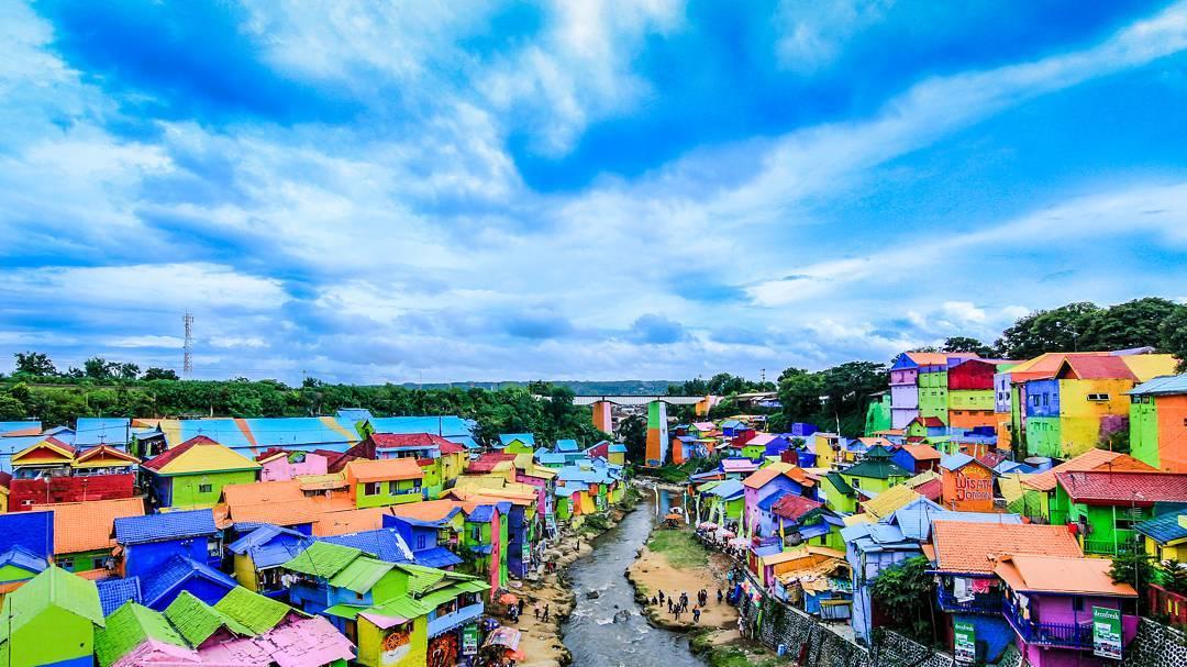 5 tempat wisata kota malang