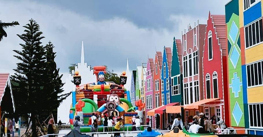 playground di flora wisata san terra