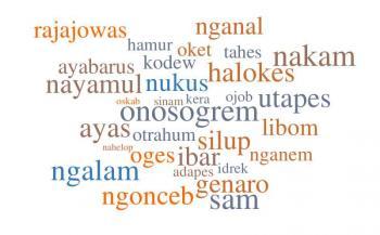 bahasa walikan