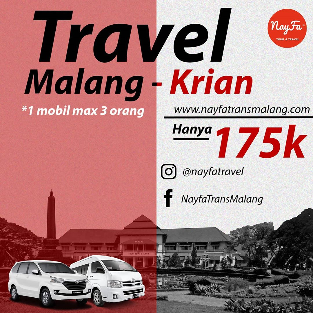 travel malang krian