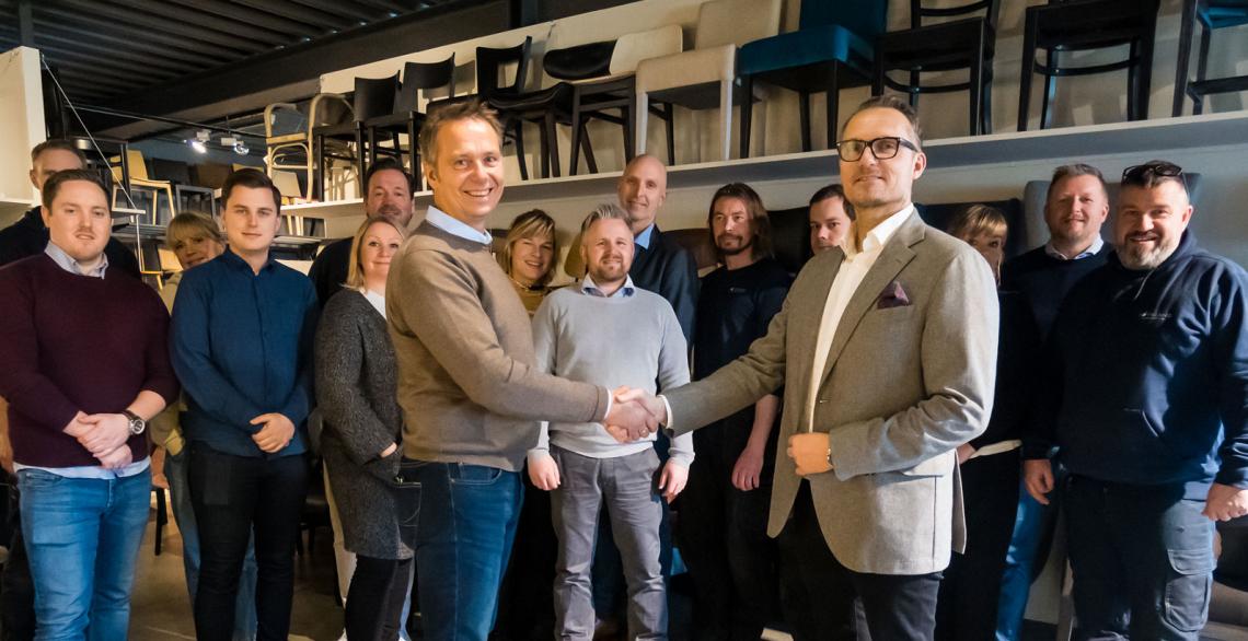 NICHE Concept Group (NCG) i Tønsberg kjøper FOYNLAND Storkjøkken AS, en leverandør og produksjons-bedrift av storkjøkkenløsninger
