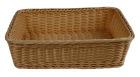 Brødkurv 38x29 cm, brun