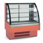 CORECO Kjølt eksponeringsdisk med buet front L=600mm
