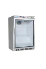 FORCAR fryseskap med glassdør