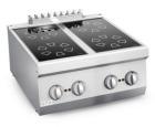 ATA Elektrisk med  keramisk koke topp